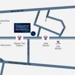 Sold condo Siamese Ratchakru Bangkok near Sanam Pao BTS station