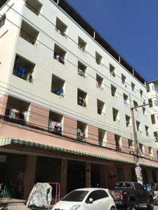 ขายอพาร์ทเม้นท์ นวนคร จำนวน 72 ห้อง 5 ชั้น ปทุมธานี