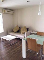 ขายด่วน เดอะรูม สุขุมวิท 79 area 58 sq.m The Room Sukhumvit 79 On Nut BTS 2bedroom