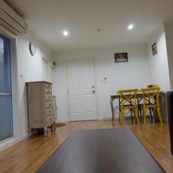 ขายหรือเช่าด่วน ลุมพินี พาร์ค ริเวอร์ไซด์  32 floor Tower A 65 sq.m 2 bed 2 bathพระราม3 lumpini park riverside Rama3
