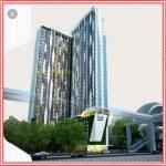 ขายไอดีโอ เวิร์ฟ ราชปรารภ 2 bed 51 sq.m ใกล้ Airport Link IDEO VERVE RATCHAPRAROP