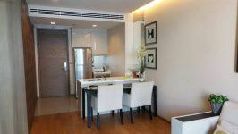 ขายด่วน ดิแอดเดรส สาทร 55.5 sq.m 1 bed The Address sathorn Chong Nonsi BTS