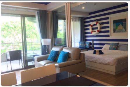 ขายคอนโดบ้านแสนงาม 47 sq.m 1bed BAAN SANNGAM HUAHIN