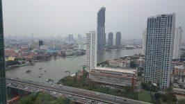 D22 ขายด่วน เดอะ ริเวอร์ on 31 fl 2 bed 113 sq.m at 31 floor River view (The River) เจริญนคร 13