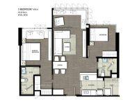 ขาย เดอะรูมวงเวียนใหญ่ 2 นอน 90 ตรม ชั้น 7  The Room BTS Wongwianyai บีทีเอสวงเวียนใหญ่