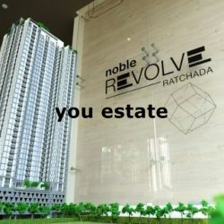 Fore sale Noble Revolve  25.24 sq.m 1  bed โนเบิล รีวอลฟ์
