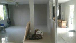 งานผนังเบา ฝ้าเพดาน ผนังกันเสียง กั้นห้อง ปิดช่องประตู