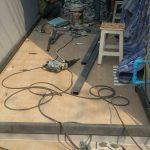 รับติดตั้งเหล็กดัด โครงหลังคา ราวบันได ประตูรั้ว