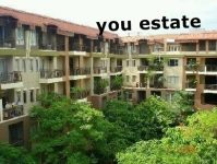 For sale Baan Saun Sukhothai, 57 sq.m 1 bed บ้านสวนสุโทัย