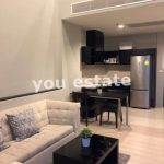 for sale Rhythm Sukhumvit 44/1, 60 sq.m, 1 bed