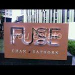 f11 For sale Fuse Chan Sathorn  56sq.m  2bed ฟิวส์ จันทน์- สาทร