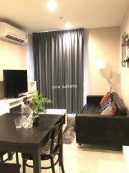 ติดผู้เช่าถึงสิงหาคม 62 sale and rent 55 sqm 2 bed Rhythm Sukhumvit 36-38, ริทึ่ม สุขุมวิท