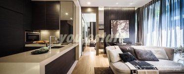 For sale Saladaeng One,56.68 sq.m 1 bed ศาลาแดงวัน