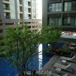 For rent Noble Solo ทองหล่อ ,52 sq.m 1bed, pool view โนเบิล โซโล