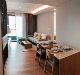 For sale The Lumpini 24 on 2 fl ,55.02 sq.m ,2 bed เดอะ ลุมพินี 24