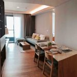 For sale The Lumpini 24 ,55.02 sq.m ,2 bed เดอะ ลุมพินี 24