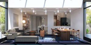 For sale New House Condo , duplex 1 bed 88 sq.m
