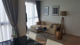 For sale Rhythm Sathorn, 55 sq.m 1 bed ริทึ่ม สาทร
