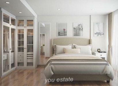 For sale Hasu Haus ,64 sq.m 2 bed ฮาสุ เฮ้าส์
