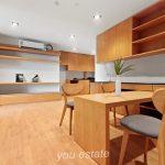 For sale CHAMCHURI SQUARE RESIDENCE,100 sq.m 2 bed จามจุรี สแควร์ เรสซิเด้นส์