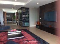 Sale/Rent 100000baht THE RIVER ,3 bed  180.76 sq.m เดอะริเวอร์ เจริญนคร