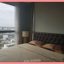 For sale or rent Rhythm Sukhumvit  44/1 ,2 bedroom, 53 sqm, 20th floor ,fantastic city view, no block