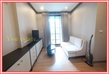 For sale เดอะ รีเซิร์ฟ เกษมสันต์ 3 area 57.83 sqm, 2 bed corner room THE RESERVE KASEMSAN 3