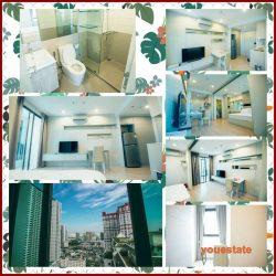 For sale/rent Ideo Q Ratchathewi,34 sq.m 1bed ไอดิโอคิว ราชเทวี ชั้น 23
