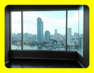 For sale Menam Residences  15 fl 50.5 sq.m, 1 bed แม่น้ำ เรสซิเดนท์