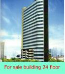 Sale Office building 24 floor   Bangna-Trad Road ขายตึกออฟฟิต ติดถนน บางนาตลาด ฺBTS อุดมสุข 2.9 กิโล