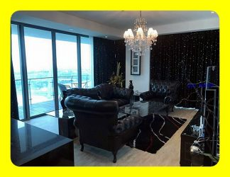 For sale THE PANO RAMA 3  ,131.81 sq.m 2 bed