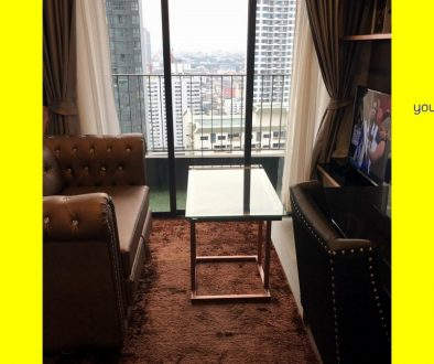 Sale 1 bed river view 27 fl Ideo Q Siam-Ratchathewi ไอดีโอ คิว สยาม-ราชเทวี