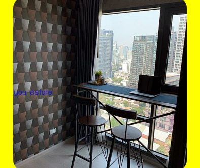 For sale Rhythm Sukhumvit 36-38 area 33 sqm 4 unite 24 floor ริทึ่ม สุขุมวิท 36-38