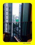 Sale IDEO MOBI RAMA 9 59 sq.m on 12a fl 2 bed ไอดิโอ โมบิ พระราม 9 corner room