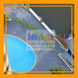 Sale condo Supakarn 19 fl 273 sqm 2+1 room Asiatique view